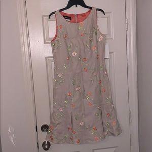 Donna Morgan Linen dress